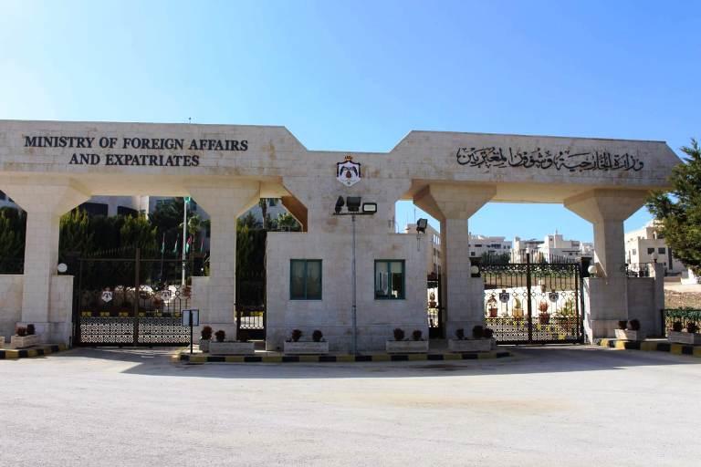 الاردن يدين الانتهاكات الاسرائيلية في المسجد الأقصى