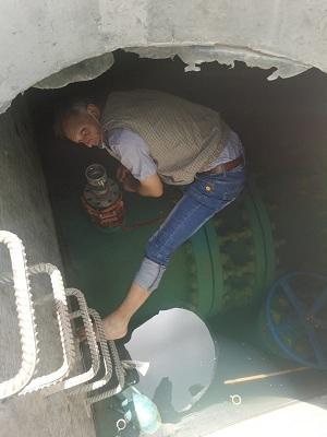 المياه : ضبط اعتداء على ناقل وادي العرب 2 المزود لمحافظات الشمال يسحب (100) متر مكعب /الساعة
