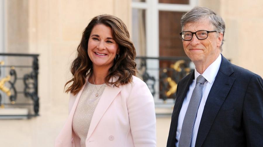 انفصال الملياردير بيل غيتس عن زوجته بعد 27 عاماً