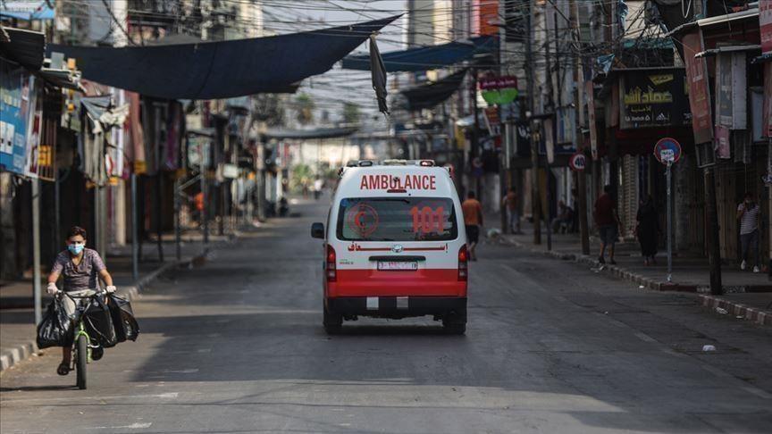 غزة تخفيف قيود كورونا