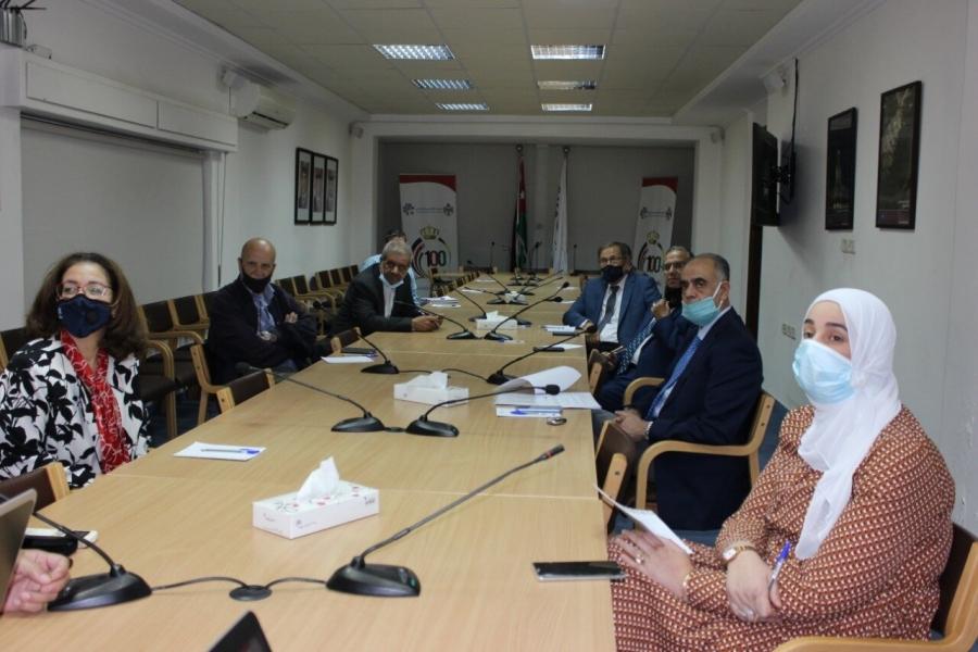 الاقتصادي والاجتماعي يناقش أسباب التوتر والعنف في المجتمع الأردني
