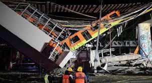 المكسيك 23 وفاة في حادث مترو بمدينة مكسيكو