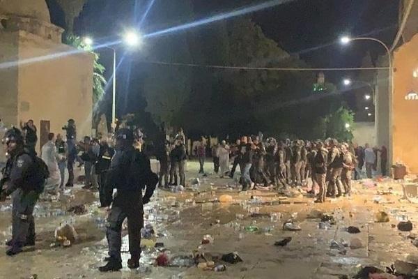 جمعية جماعة الإخوان المسلمين تستنكر الاعتداءات الإسرائيلية على حي الشيخ جراح