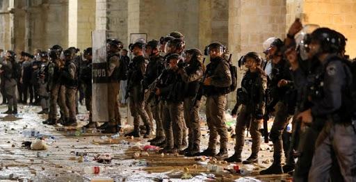 شرطة الاحتلال ترفع حالة التأهب بالقدس المحتلة في ليلة القدر
