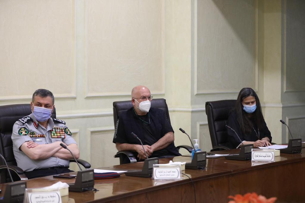 وزير الشباب يترأس اجتماع اللجنة العليا للعمل التطوعي