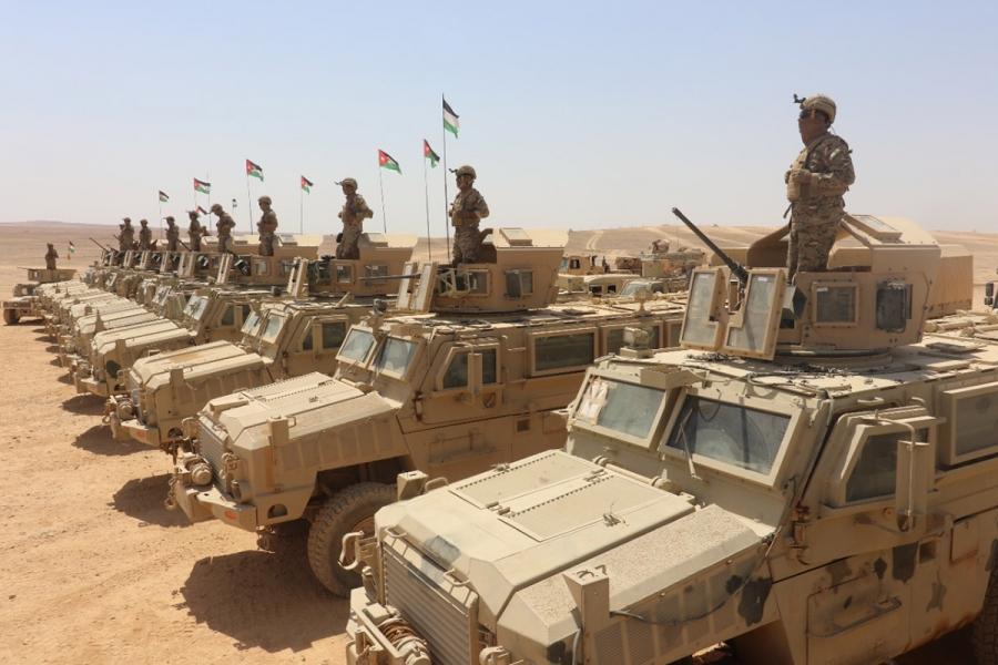 القوات المسلحة الأردنية ــ الجيش العربي.. وريثة الثورة ودرع الوطن وحصنه المنيع