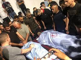 جنين استشهاد 3 فلسطينيين برصاص الاحتلال وإعلان اضراب شامل