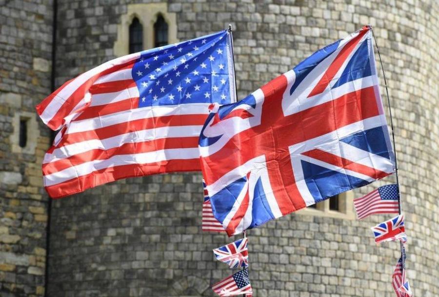 لندن وواشنطن تعتزمان توقيع ميثاق اطلسي جديد