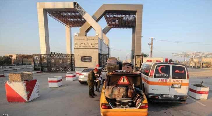 مصر استمرار فتح معبر رفح استثنائياً لاستقبال الجرحى وإدخال المساعدات