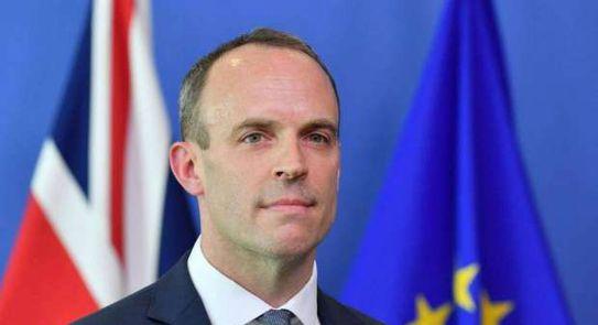 راب يلقي باللوم على الاتحاد الأوروبي بتأخير تسوية القضايا بشأن ايرلندا الشمالية