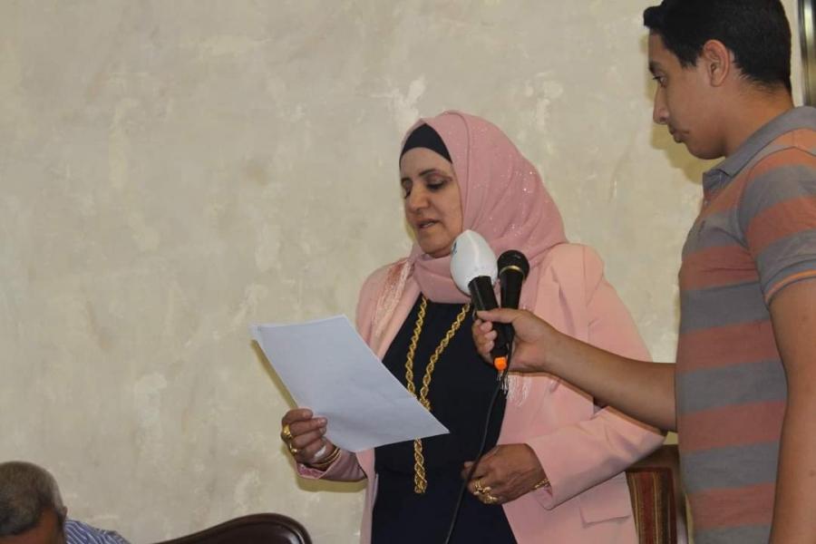 الفايز يكرم داعمي جمعية سيدات ميس الريم ونشطاء منصات التواصل الاجتماعي في مناطق البادية الوسطى