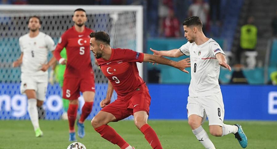 انطلاق بطولة أمم أوروبا في روما بمباراة تجمع إيطاليا وتركيا