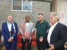 فلسطين النيابية تزور منزل أبو جابر