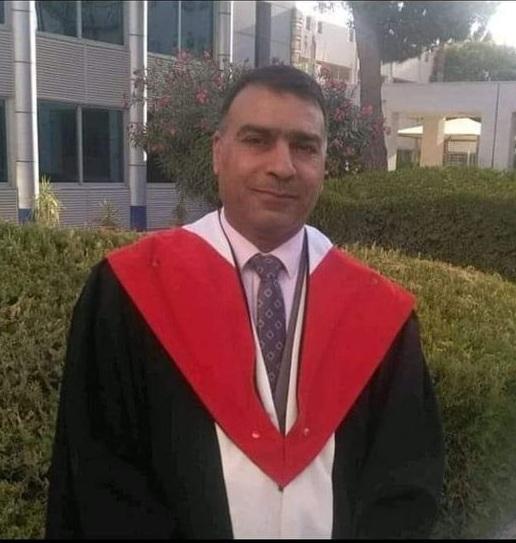 البلقاء التطبيقية تنعى  الدكتور بشير الحجاحجه