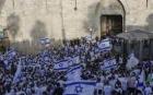 الوطني الفلسطيني مسيرة الأعلام بالقدس دعوة لاستمرار العدوان ضد المقدسيين