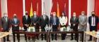 جامعة الأميرة سمية تبحث التعاون العلمي مع البوسنة والهرسك