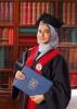 تالا نبيل ... ألف مبروك البكالوريوس من عمان الاهلية