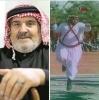 وفاة ابو خالد ايقونة فرقة معان للفنون الشعبية