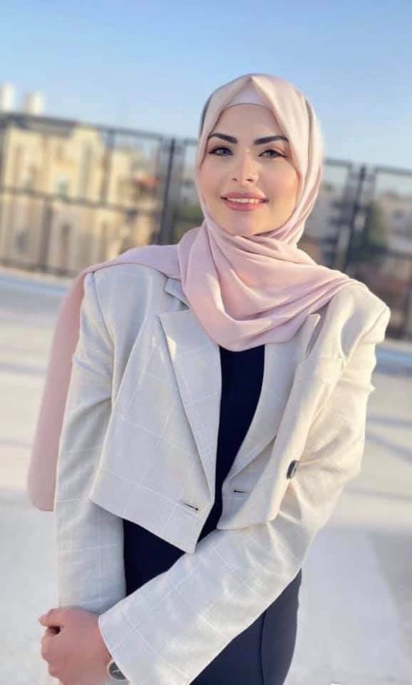 تهنئة وتبريك للزميلة حنان شاهين