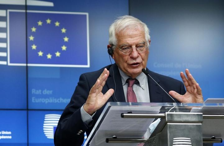الاتحاد الأوروبي يدعو القادة اللبنانيين لتشكيل الحكومة
