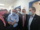 وزير الصحة يتفقد واقع الخدمات الصحية بمحافظة الكرك