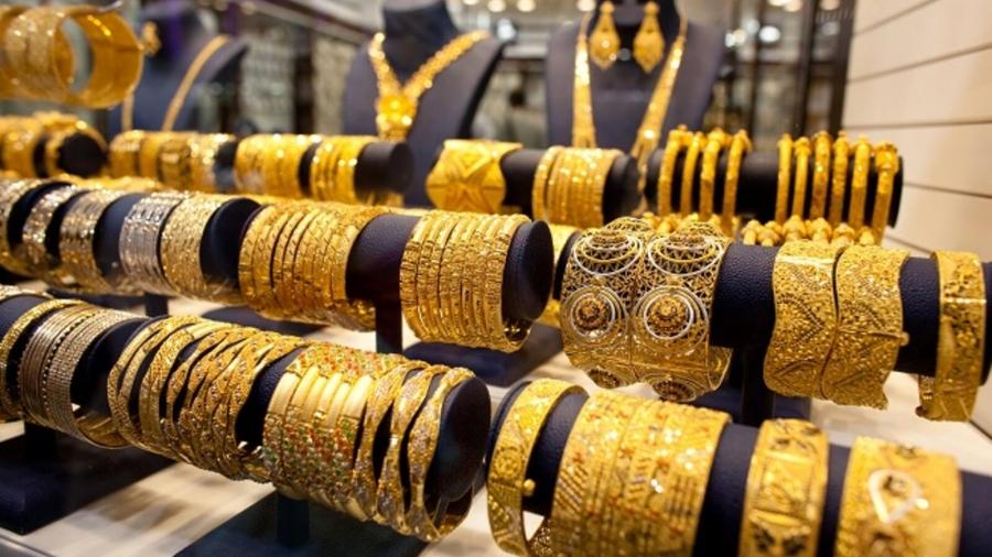 7ر36 دينار سعر غرام الذهب عيار 21 محليا