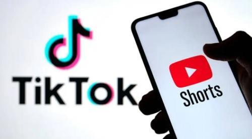 منافسة بين يوتيوب وتيك توك.. والمستخدمين يربحون الأموال