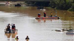 بلجيكا ارتفاع حصيلة ضحايا الفيضانات إلى 31 قتيلا
