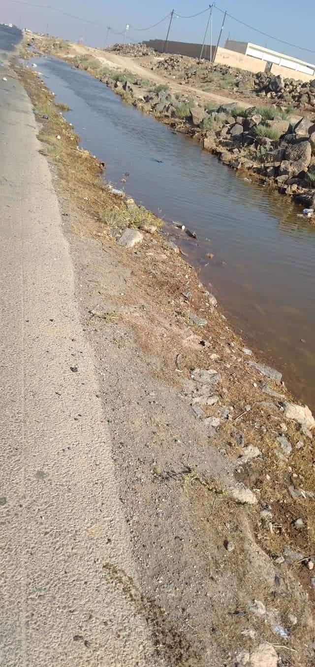 اعتداءات متكررة على خطوط المياه في البادية الشمالية الشرقية