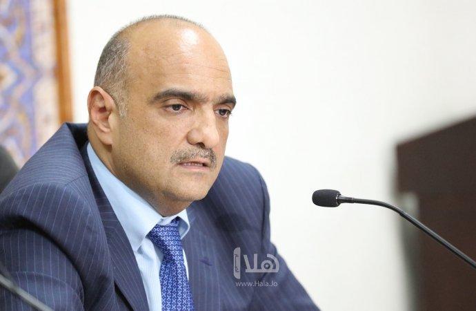 رئيس الوزراء ينعى الوزير الأسبق هاشم الدباس