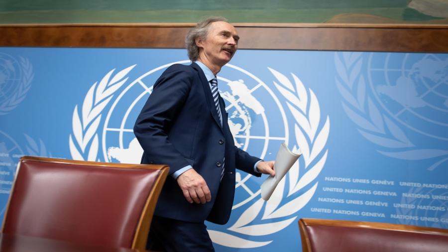 بيدرسون يحث الأطراف السورية على اتخاذ خطوات متبادلة