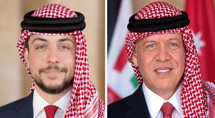 الملك وولي العهد يتلقيان برقيات تهنئة بمناسبة عيد الأضحى المبارك