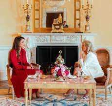 الملكة رانيا العبدالله تلتقي سيدة أميركا الأولى جيل بايدن في البيت الأبيض