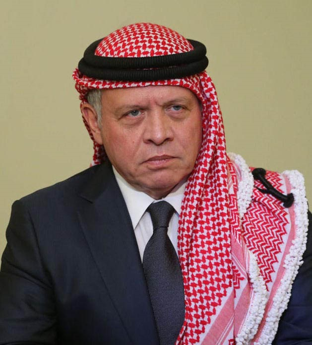 الملك يعزي الرئيس العراقي بضحايا الاعتداء الإرهابي في مدينة الصدر