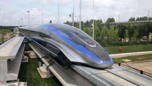صور من الداخل.. الصين تصنع أسرع قطار مغناطيسي في العالم