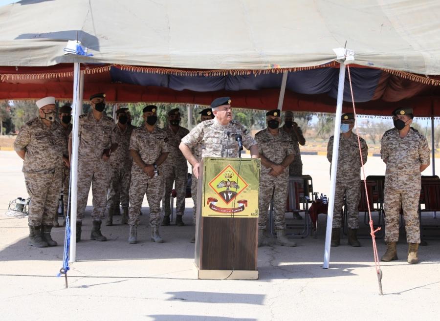 الحنيطي القوات المسلحة تقف بكل قوة وحزم أمام أي تهديد بمقدرات الوطن