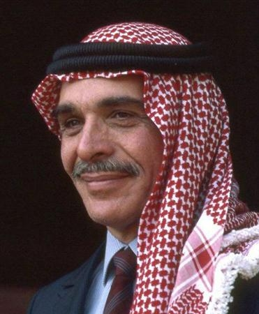 فيصل القاسم  هذا ما حذر منه الملك الحسين - صورة