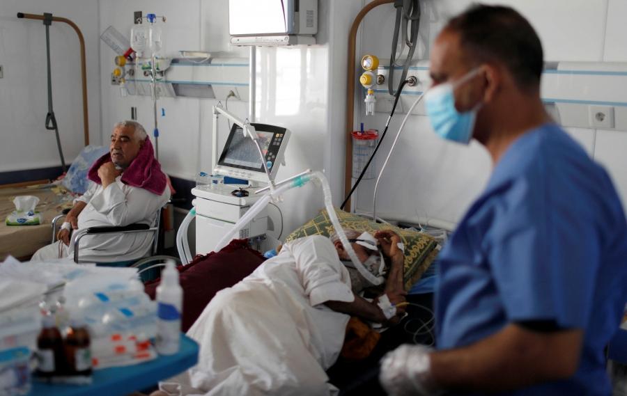 العراق تفاقم الوضع الصحي بإقليم كردستان لانتشار سلالة دلتا