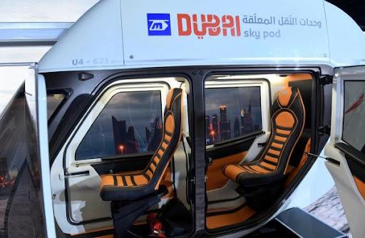 دبي تعتزم بناء شبكة للنقل العام المعلق
