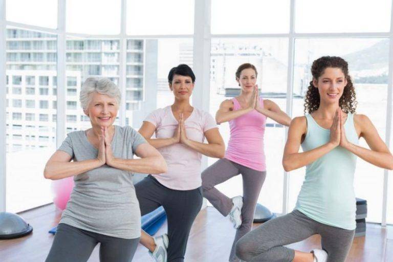تمارين رياضية لمقاومة أعراض سن اليأس