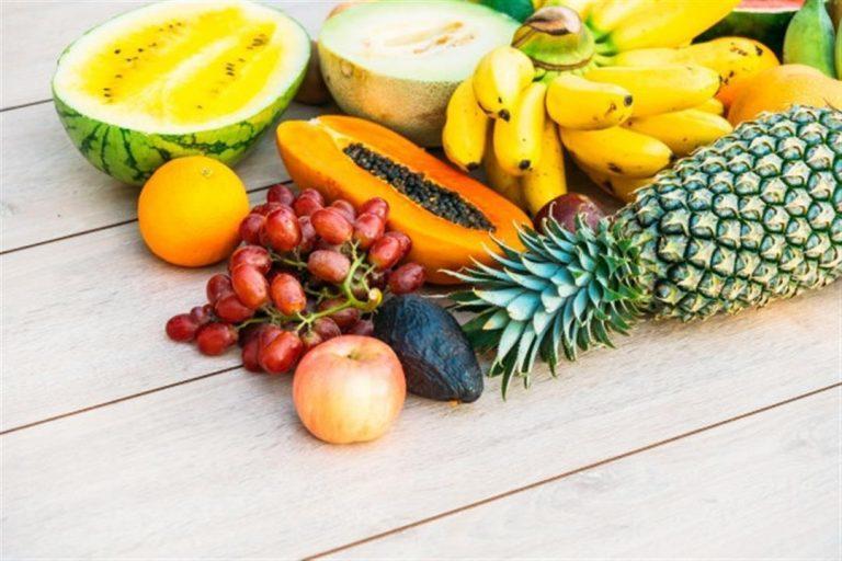 5 أنواع من الفواكه تزيد من أملاح الجسم