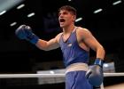 الملاكم عشيش يلتقي نظيره البرازيلي بأولمبياد طوكيو غدا