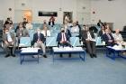 الدكتور خريسات  يفتتح ملتقى عمداء البحث العلمي في الجامعات الأردنية في جامعة العلوم والتكنولوجيا الاردنية