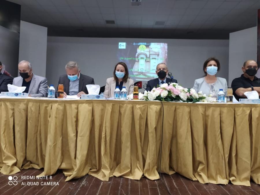 نائب رئيس الوزراء كريشان يلتقي المستثمرين بمنطقة معان التنموية