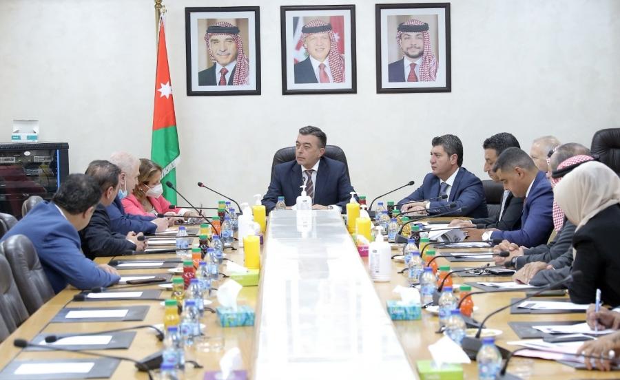البرلمانية الأردنية الأوروبية الأردن يدعم حق الشعب الفلسطيني في تحقيق مصيره ونيل استقلاله
