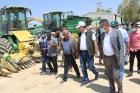الحنيفات - المزارع الريادية تشكل اهميه كبيرة في القطاع الزراعي وسنعمل على مساندتها