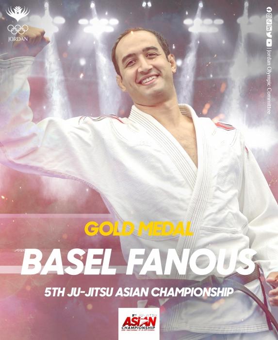 منتخب الجوجتسو يضيف 3 ميداليات جديدة للأردن في بطولة آسيا