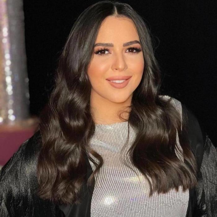 حسن الرداد يدعو لزوجته إيمي سمير غانم ربنا يصبرك وترجع ضحكتك الحلوة