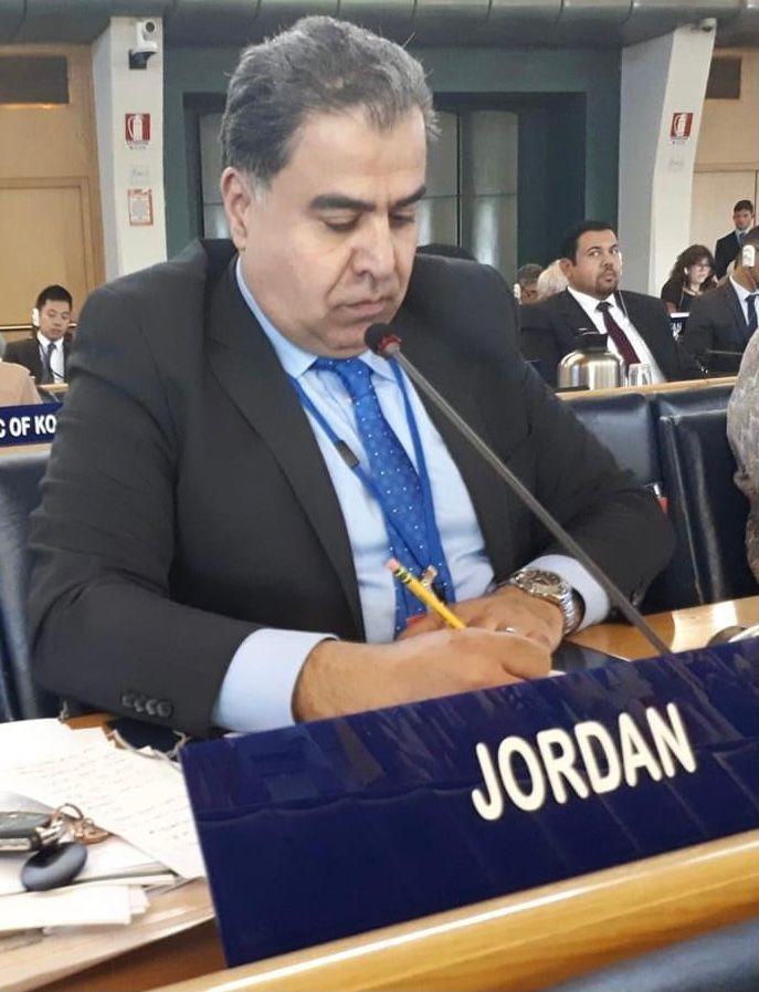 سعادة محمد الشبار .. مبارك الترفيع إلى رتبة سفير