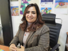 الروضان أول عربية عضوا في المجلس التنفيذي للمعهد الدولي للصحافة